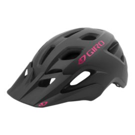 Giro Verce Women's Bike Helmet 2018 - Matte Black/Pink