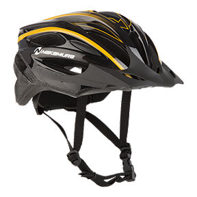 Nakamura Dart Junior Bike Helmet - Black/Orange