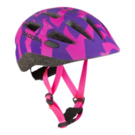 Diadora Ride Junior Bike Helmet 2018 - Pink/Purple
