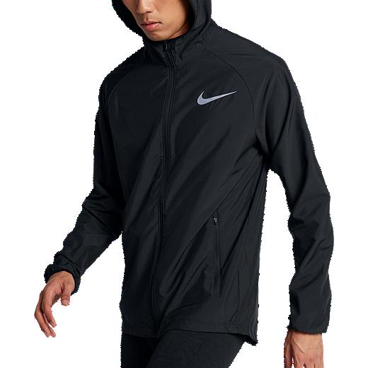 f48f2d8738 Shoptagr   Nike Men's Essential Hooded Running Jacket by Sport Chek