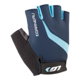 Louis Garneau Biogel RX V Biking Gloves - Blue