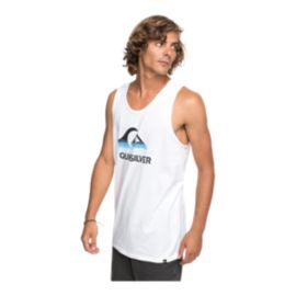 Quiksilver Men's Waves Ahead Tank - White