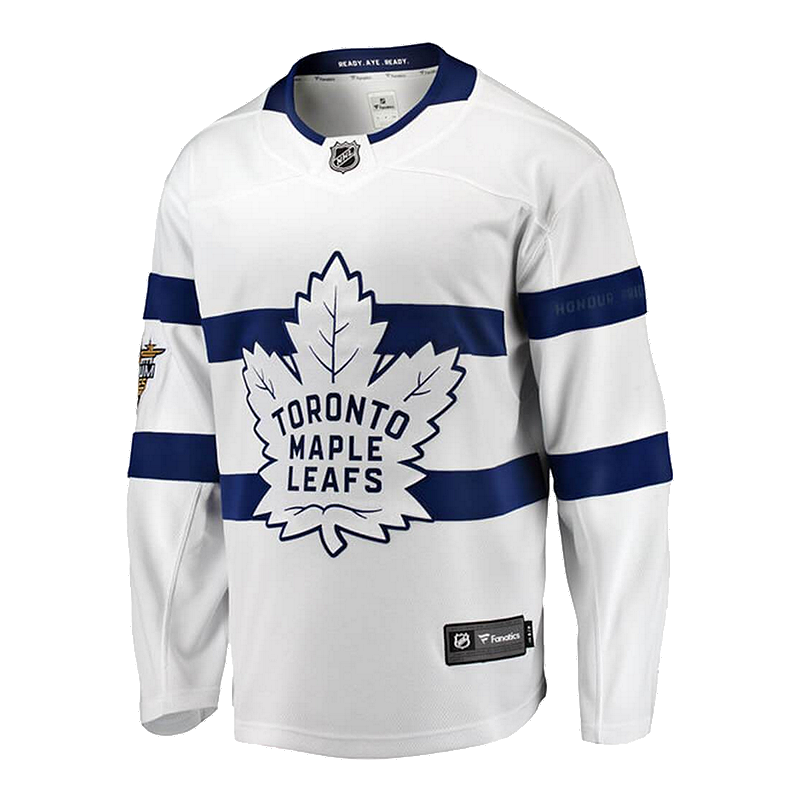 buy popular 0ee8c 540de Toronto Maple Leafs Fanatics Men's Replica Stadium Series Jersey