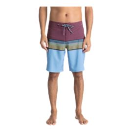 Quiksilver Men's Highline Division 20 Inch Boardshorts - Vineyard Wine