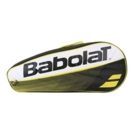 Babolat Club Classic X6 Racquet Bag- Black/Yellow