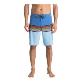 Quiksilver Men's Highline Division 20 Inch Boardshorts - Bright Cobalt