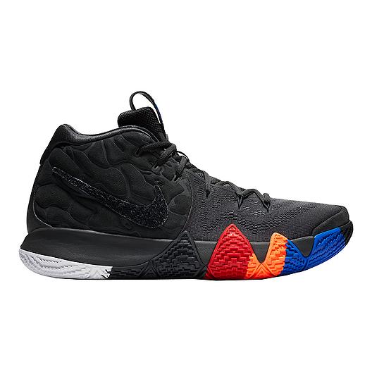 buy online 9d562 faaf0 Nike Men s Kyrie 4 Basketball Shoes - Anthracite Black   Sport Chek