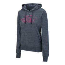 The North Face Women's Lightweight Tri-Blend Hoodie - Blue Wing