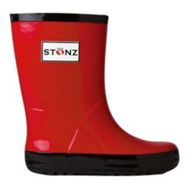 Stonz Kids' Rain Boots - Red