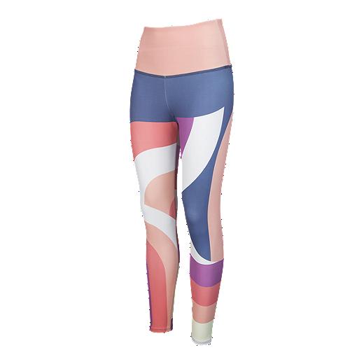 58f7ada27d Onzie Women's High Rise Graphic Midi Leggings | Sport Chek
