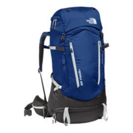 The North Face Terra 65 L Backpack - Sodalite Blue/Aspalt Gray