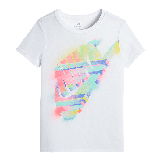 d694ec38 Nike Girls' Painted Futura T Shirt. (0). View Description