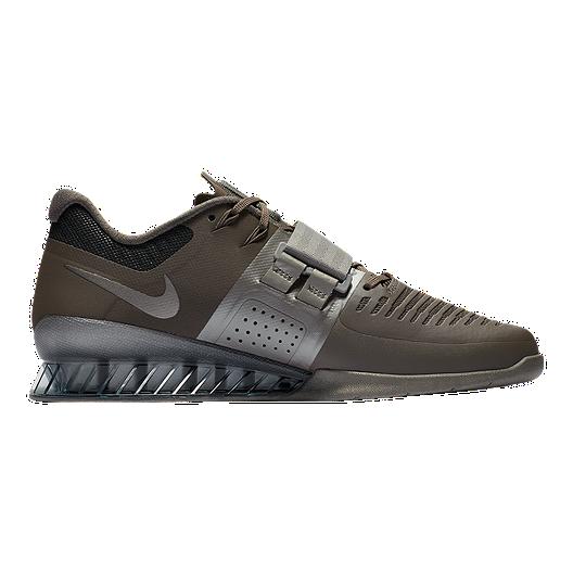 dc6d0b0280f Nike Men s Romaleos 3  Viking Quest  Weightlifting Shoes - Metallic ...
