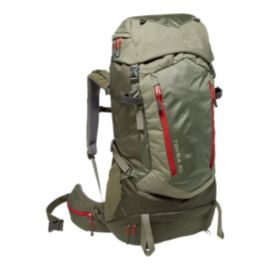 The North Face Terra 50 L Backpack - Grape Leaf/Deep Lichen Green