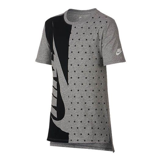 7841072338a Nike Sportswear Boys  Dot All Over Print T Shirt