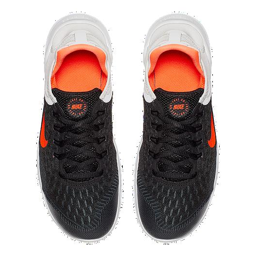 d9beed9899f Nike Kids  Free RN 2018 Grade School Shoes - Black Crimson Grey. (0). View  Description