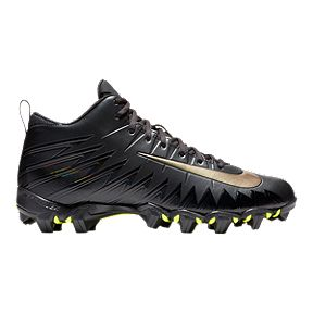 Nike Men s Alpha Menace Shark Football Cleats - Black 408a117cc