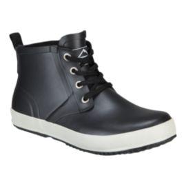 a47bb49ce7f McKINLEY Women's Harlow Lace Rain Boots - Black   Sport Chek