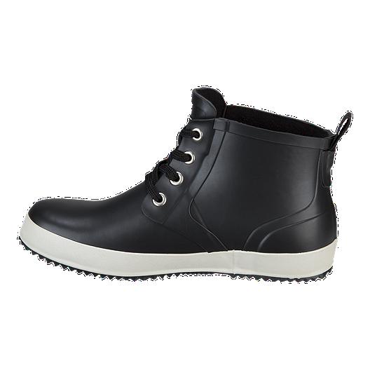 cc8d2e369aa3 McKINLEY Women s Harlow Lace Rain Boots - Black