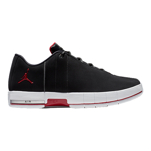 cheap for discount be742 b2b8a Nike Men s Jordan Team Elite 2 Low Basketball Shoes - Black Red White    Sport Chek
