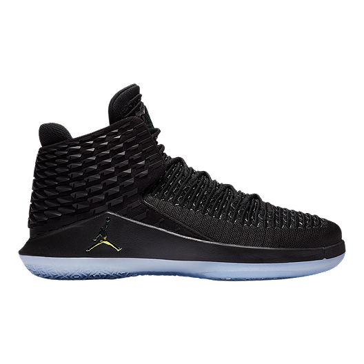 8c005a1be0 Nike Men's Jordan XXXII Basketball Shoes - Black/Multi   Sport Chek