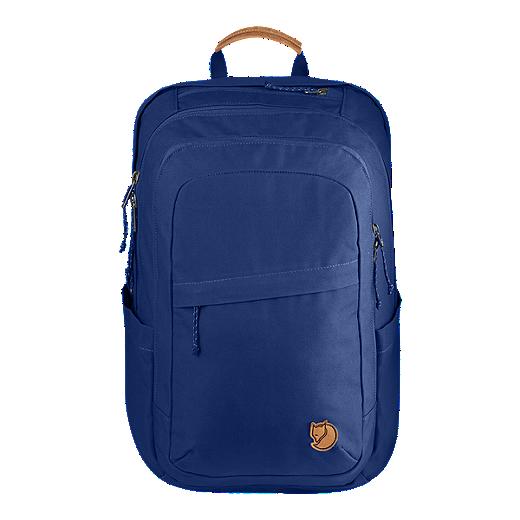 0bbcdc7b4 Fjällräven Räven 28 L Day Pack - Deep Blue