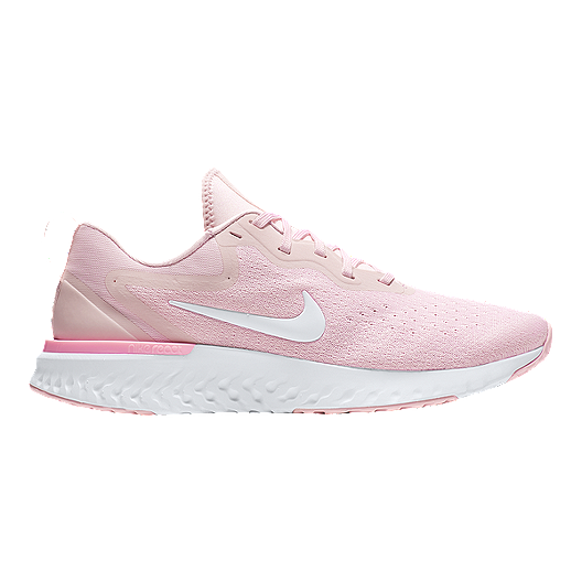 c2612e0b478 Nike Women s Odyssey React Running Shoes - Pink White