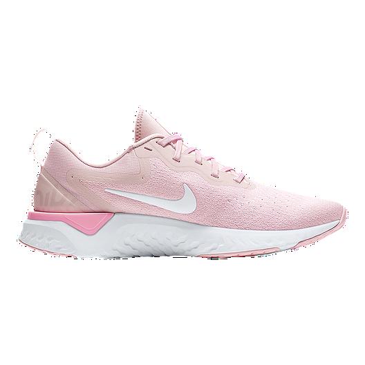promo code 5cf9a d64b7 Nike Women's Odyssey React Running Shoes - Pink/White