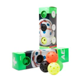 Salming Aero Plus Floorball 4 Pack - Mixed Colours