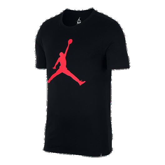 17838e87baf5fb Nike Men s Jordan Iconic Jumpman Basketball T Shirt