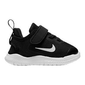 c64c396912b0 Nike Toddler Free RN 2018 - Black White