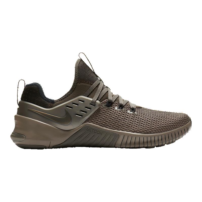 promo code 35eda ac897 Nike Mens Free X Metcon Viking Quest Training Shoes - Metallic  PewterBlack  Sport Chek