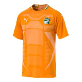 Ivory Coast PUMA Men's Replica Home Jersey