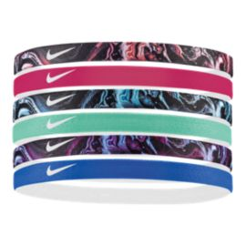 Nike Women's Printed Headbands - 6 Pack