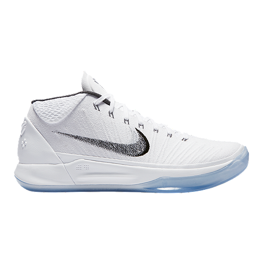 b07e99cc1f2 Nike Men s Kobe AD Basketball Shoe - White Ice