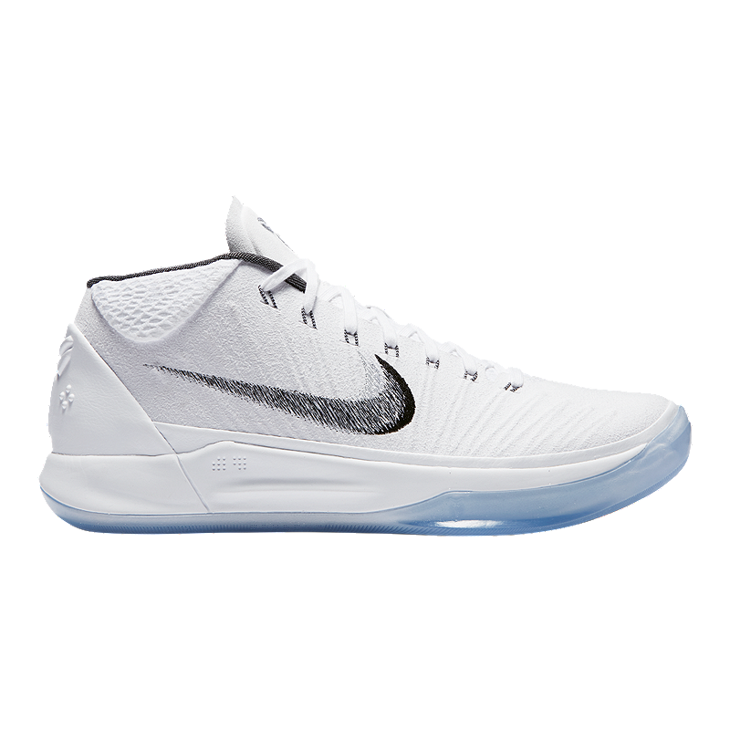 07722b5cc943 Nike Men s Kobe AD Basketball Shoe - White Ice