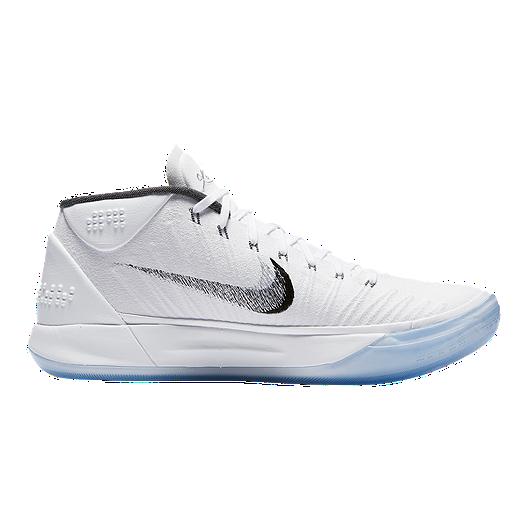 online retailer 98966 d6155 Nike Men's Kobe AD Basketball Shoe - White/Ice | Sport Chek