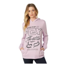 Fox Women's Throttle Maniac Pullover Hoodie