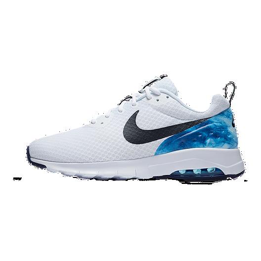 Nike Men s N7 Air Max Motion Low Shoes - White Obsidian  a4e007da7