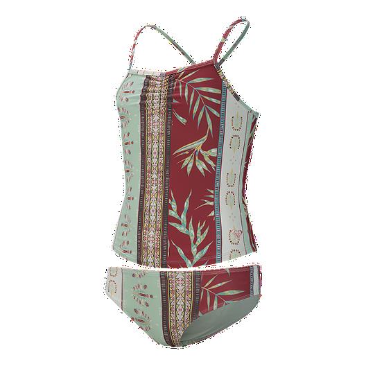 Roxy Big Girls Boheme Life Tankini Swimsuit Set