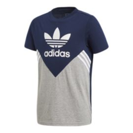adidas Originals Boys' Fleece T Shirt