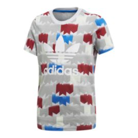 adidas Originals Boys' Graphic T Shirt