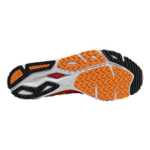 New Balance Men's 1400v6 Running Shoes - White/Orange ...