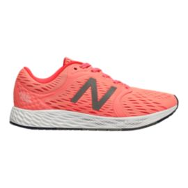 New Balance Women's Freshfoam Zante v4 Running Shoes - Pink/White