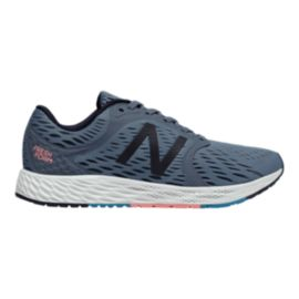 New Balance Women's Freshfoam Zante v4 Running Shoes - Blue/White
