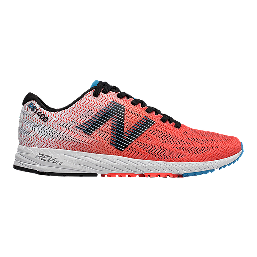 1f816336cfa74 New Balance Women's 1400v6 Running Shoes - Coral/Black | Sport Chek