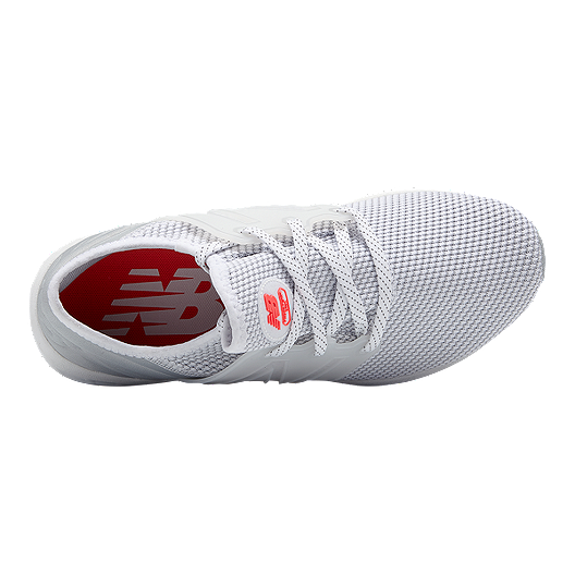 b54ed33b7123 New Balance Women s Freshfoam Cruz v2 Running Shoes - White Silver. (0).  View Description