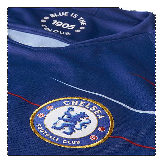 1504aa3b5 Chelsea FC 2018/19 Nike Men's Home Jersey