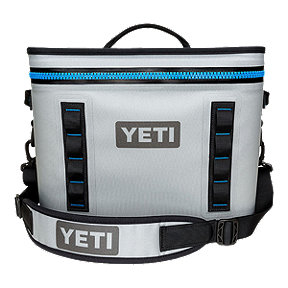 YETI Hopper Flip 18 Cooler - Fog Grey
