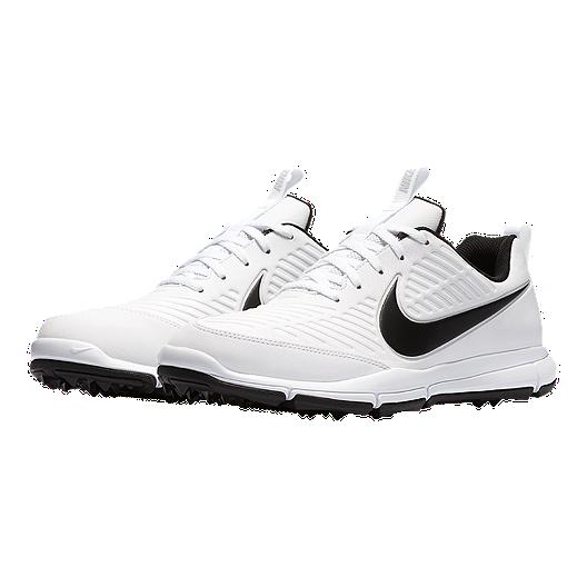 b6331a199efc Nike Men's Explorer 2 Golf Shoe - Black/White. (0). View Description